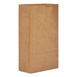 Paper Bags & Sacks 6# Natural Extra Heavy Duty Paper Bag 500/Bundle