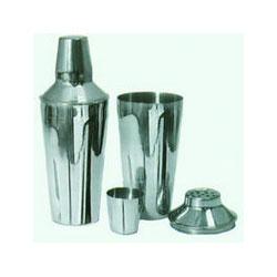 Admiral Craft 3 Piece Bar Shaker Set