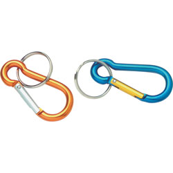 Baumgarten's Key Ring, Small, Assorted