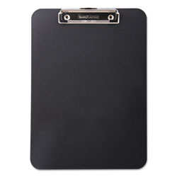 "Baumgarten's Clipboard, Heavy Duty, 9""x12 1/2"", Charcoal"