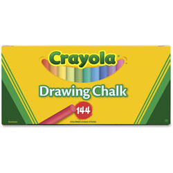 Binney and Smith Colored Drawing Chalk