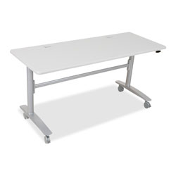 "Balt Rectangular Tops, 70"" x 24"" x 29-1/2"", Gray"