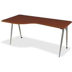 Balt iFlex Series Full Table, 65w x 31d x 30h, Cherry