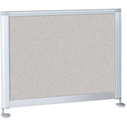 Balt iFlex Series Privacy Panel, 15w x 26d x 1-1/2h, Cherry