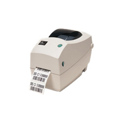 Zebra TLP 2824 Plus - Label Printer - B/W - Direct Thermal / Thermal Transfer