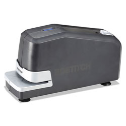 Stanley Bostitch Electric Full Strip Stapler with Anti Jam Mechanism, 20 Sheet Capacity, Black