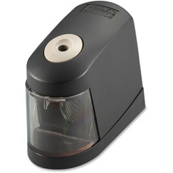 Stanley Bostitch Pencil Sharpener, Battery Powered, Black