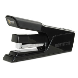 Stanley Bostitch Desktop Stapler, 40-Sheet Capacity, Black