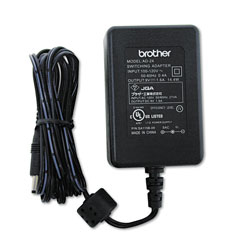 Brother AC Adapter for P Touch Labelmakers, AD 24 Adapter