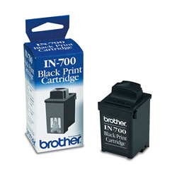 Brother IN700 Black Ink Jet Cartridge, Standard Yield