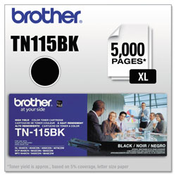 Brother Black Toner Cartridge for Hl-4000 Series, High-Yield
