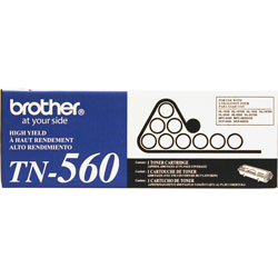 Brother TN560 High Yield Toner Cartridge for DCP 8020, 8025D, & Others