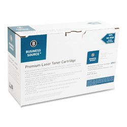 Business Source Toner Cartridge, For Laser P1500, 6000 Page Yield, Black