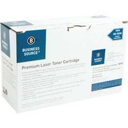 Business Source Toner Cartridge, High Yield, 13000 Page Yield, Black