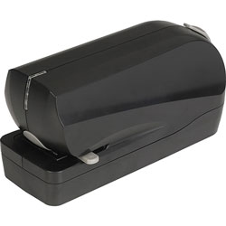 Business Source Electric Stapler, 20 Sh Capacity, 210 Staple Capacity, Black
