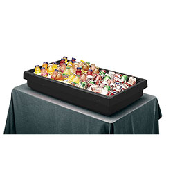 Cambro Buffet Bar 4Ft 3P No/Sng-Black