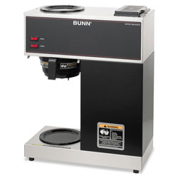 Bunn-O-Matic Two Burner Coffee Brewer