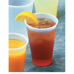 Boardwalk 14 Oz Cold Plastic Cups, Clear, Pack of 540