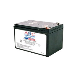 American Battery Company RBC4 APC Replacement Battery Cartridge #4 - UPS Battery - Lead Acid