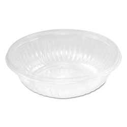 Dart Container C24B Clear Plastic Bowls, 24 Ounces