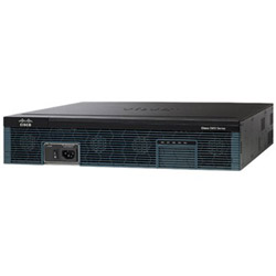 Cisco 2911 Integrated Services Router - Router