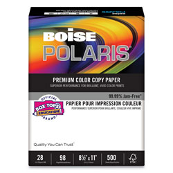 Boise Enhanced Color Copier Paper, 8 1/2 x 11, 500/Ream