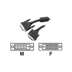 Startech DVI-D Dual Link Monitor Extension Cable - Display Extender - 15 Ft
