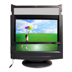 "Compucessory 20501 Anti Radiation Glare Filter for 19"" - 21"" Screen, Black"