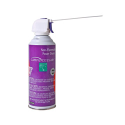 Compucessory 24310 Power Duster Plus, 10 Oz Can