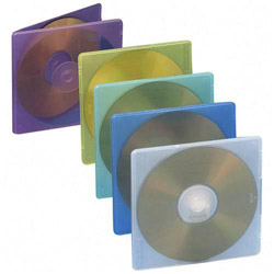 Compucessory 55306 Assorted 5mm CD Holder