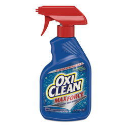 Arm & Hammer® OxiClean Max-Force Stain Remover, 12oz, Bottle
