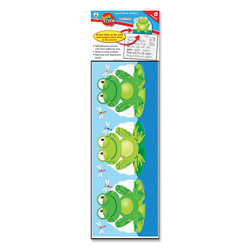 Carson Dellosa Publishing Company Frog Good Work Holder, Quick Stick, 6/Pack