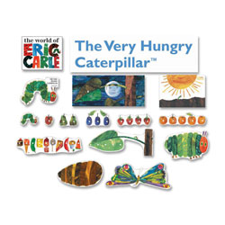 Carson Dellosa Publishing Company Very Hungry Caterpillar Board Set, Multi Colored