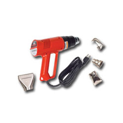 Central Tools Digital Variable Temperature Heat Gun Kit