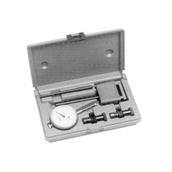 "Central Tools 1.00"" 0 to 100 mm Range Dial Indicator Set"