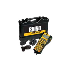 Dymo Rhino 5200 Hard Case Kit - Labelmaker - B/W - Thermal Transfer