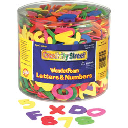 Chenille Kraft Company Letters & Numbers