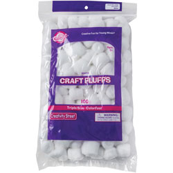 Chenille Kraft Company Craft Fluffs