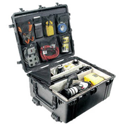 Pelican 1690 Transport Case - Hard Case
