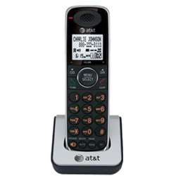 AT&T CL80100 - Cordless Extension Handset W/ Call Waiting Caller ID