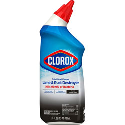 Clorox Toilet Bowl Cleaner for Tough Stains