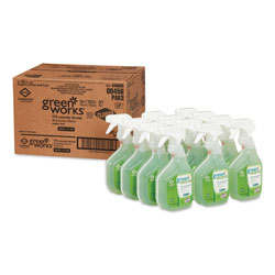 Green Works All Purpose Cleaner, 32 OZ, Lemon Scented