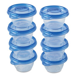 Clorox 4 oz. Entree Container w/Lid