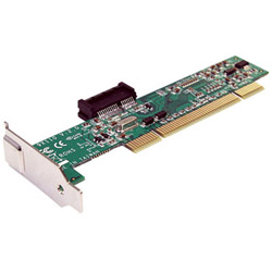 Startech PCI To PCI Express Adapter Card - PCIe X1 To PCI Slot Adapter