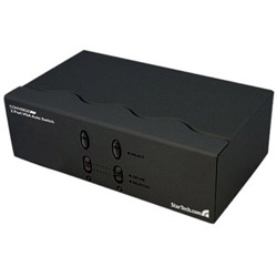 Startech 2 Port VGA Auto Switch - Monitor Switch - 2 Ports