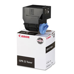 Canon Black Copier Toner for Imagerunner, GPR-23