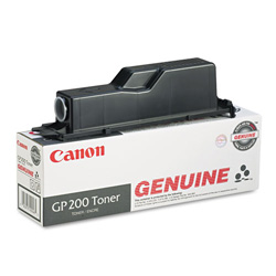 Canon 1388A003AA Digital Copier Toner for GP200, 200F, IR200, & 210L, Black
