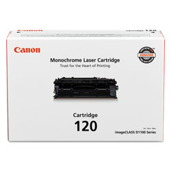 Canon 2617B001(120) Black Toner, 5,000 Page Yield