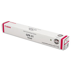 Canon 2798B003AA (GPR-31) Toner, 27,000 Page-Yield, Magenta