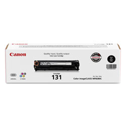 Canon 6272B001 (CRG-131) Toner, Black, 1400 Page-Yield
